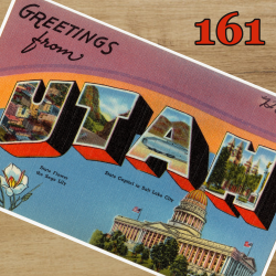 #161 – From Utah With Love