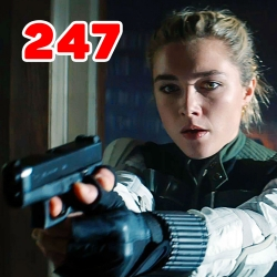 JJ Meets World: #247: Black Widow